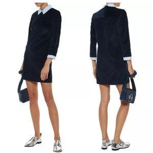 Sandro Laury corduroy dress